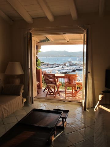 Appartamento in prima fila sul porto zona Parioli - Porto Rotondo - Lägenhet