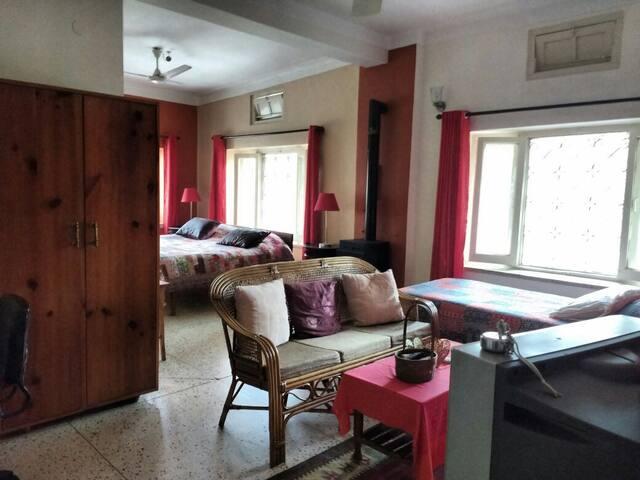 Family Room at Shri Krishna Guest House/Forest Inn
