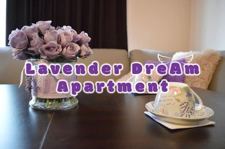 Lavender DREAM - CENTRAL 2-BDR Apart.