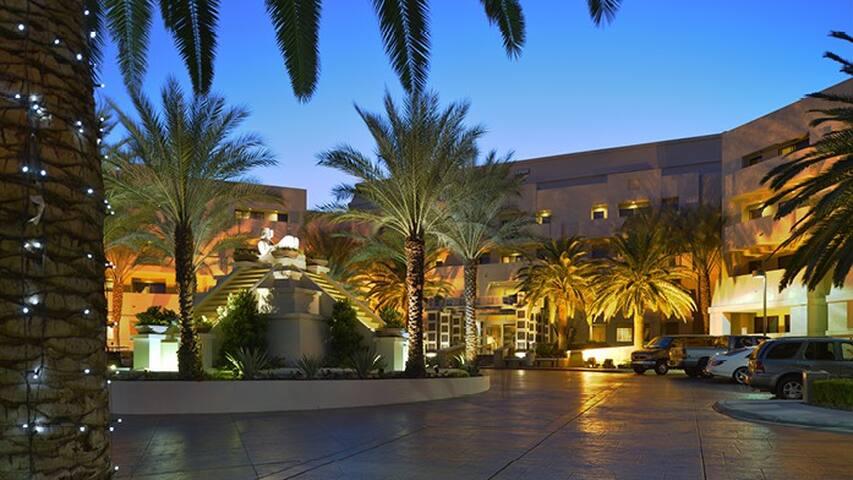 Cancun Resort Penthouse Suite