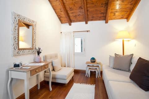 Udoban apartman na tavanu u blizini Delfija #Zdravlje na prvom mestu #