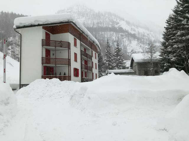 Apartment Monterosa   - Gressoney la Trinitè