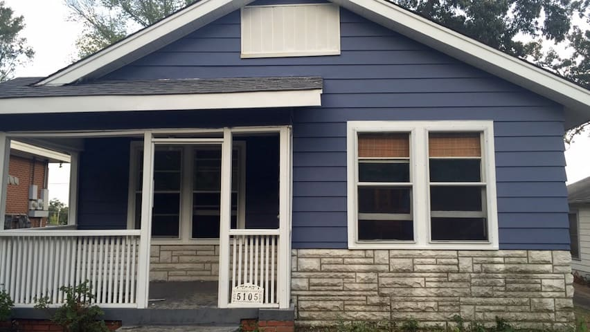 COZY Cottage Centrally Located - Little Rock - Casa