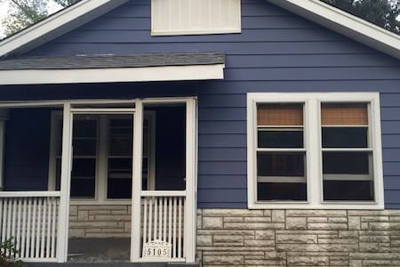 COZY Cottage Centrally Located - Little Rock