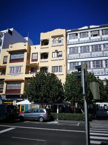 Apartamento Lidia Avenida 4F