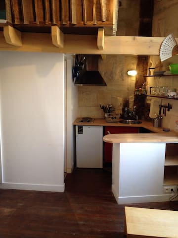 Mignon appartement calme - Bordéus - Apartamento