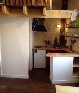 Mignon appartement calme - Bordeaux - Byt