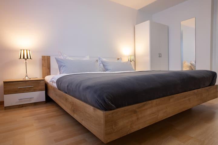 3-Zi Apartment im Herzen der Sächsischen Schweiz