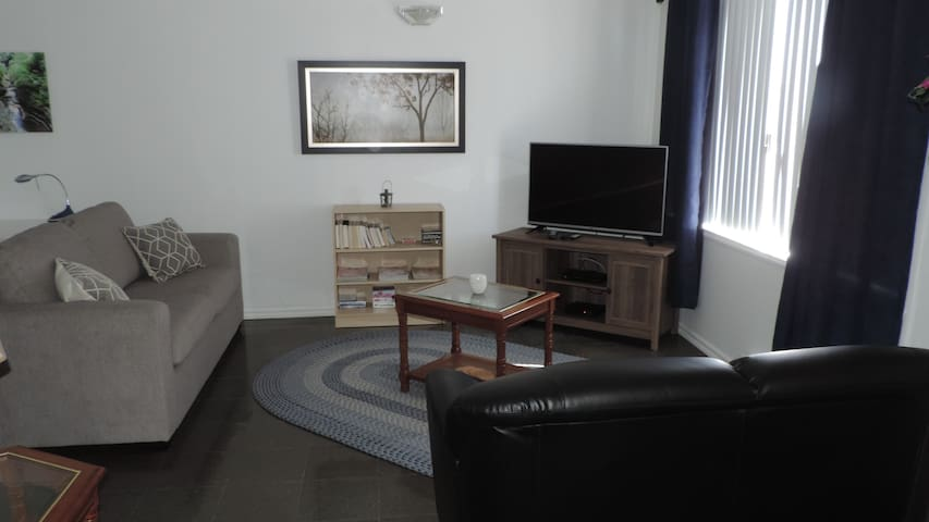 Grand appartement 2 chambres haut de gamme