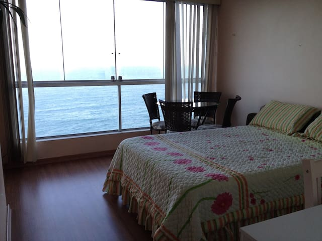 Apartamento com vista para o mar - Guarapari - Appartement