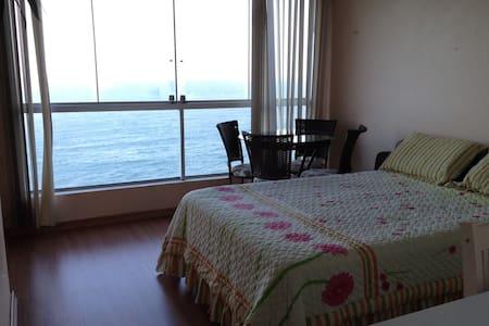 Apartamento com vista para o mar - Guarapari