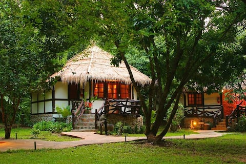 Jungle Chalet nearby The River Kwai