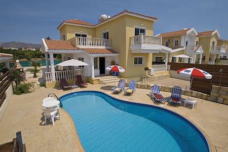 Villa Maximus, Coral Bay, Paphos - Peyia - Villa