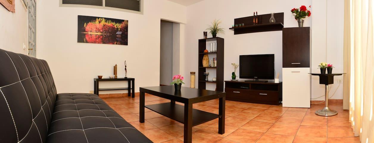 Céntrico y amplio piso