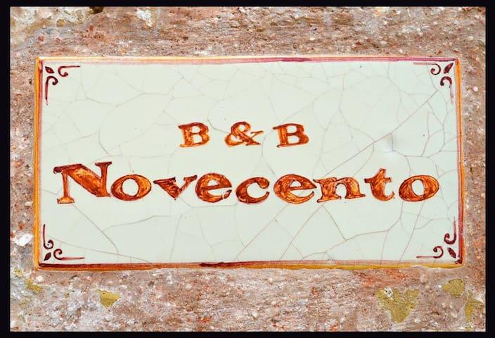 La Corte del Novecento - B&B Novecento - Gagliano del Capo - Villa