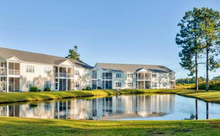 Splendid 3BR Myrtle Beach Condo - Myrtle Beach - Condominium