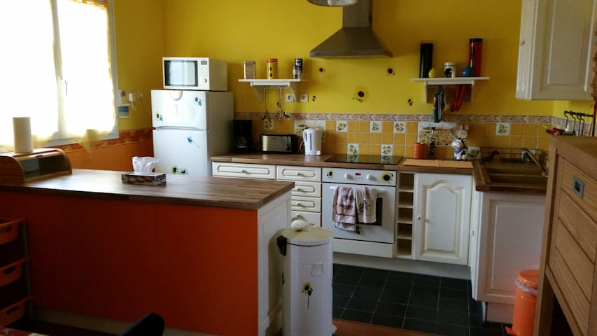 Lovely flat in he heart of the chti country - Bully-les-Mines - Apartamento