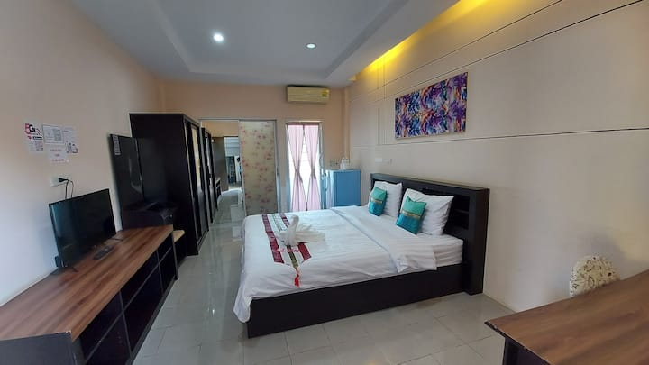 Apartment With Balcony - Suprior Room