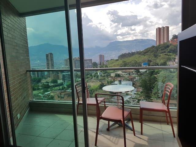 Amazing Loft Poblado Blux - Medellín