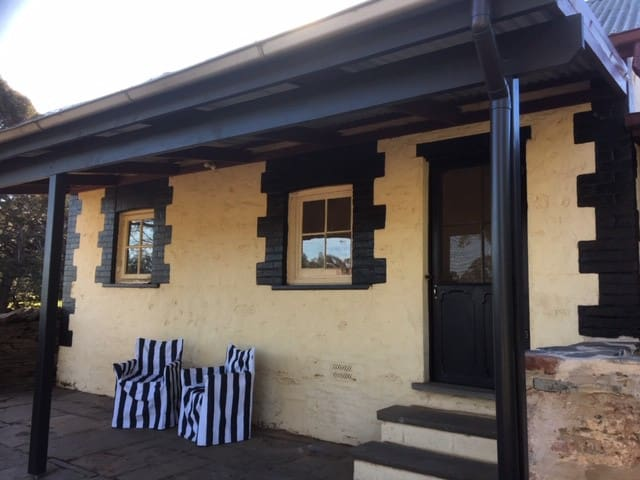 Peppertree Cottage in a beautiful Rural Setting