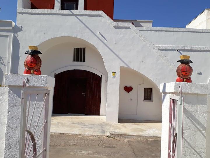 """art resort montalbano """"terrarossa"""""""