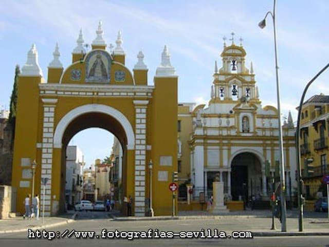Casa zona centro Sevilla - Seville - Hus