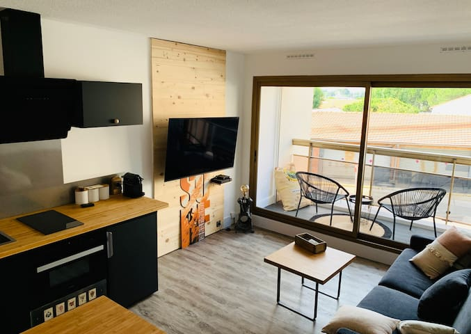 Appartement tout neuf dans le Vieil Antibes