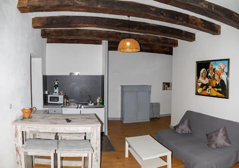 Gîte Chez Marraine studio