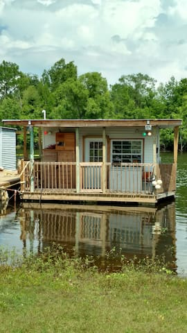 Houseboat (cabin) with kitchen/bath/bed - Henderson - Chalet
