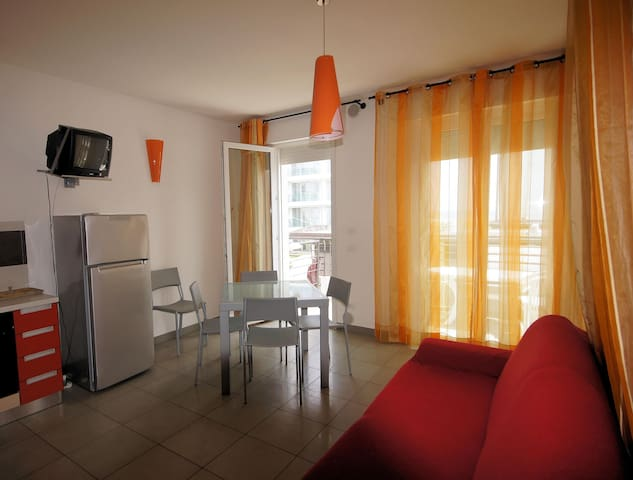 Apartment  # 30 metres from the sea