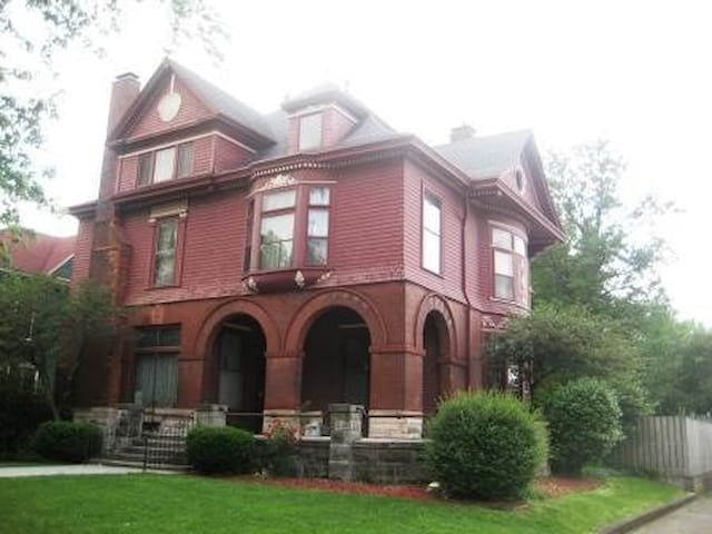 Historical Victorian - Terre Haute