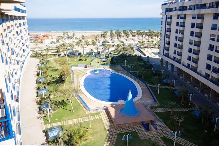 Patacona Resort Apartment Beach 1