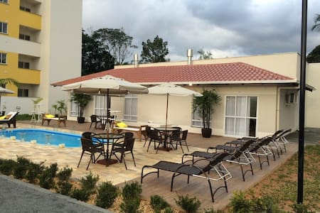 Lindo Apartamento em Jaraguá no Condomínio T