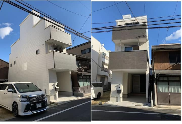 [015] SONG villa/direct AIRPORT/FREE GARAGE/KABUKI