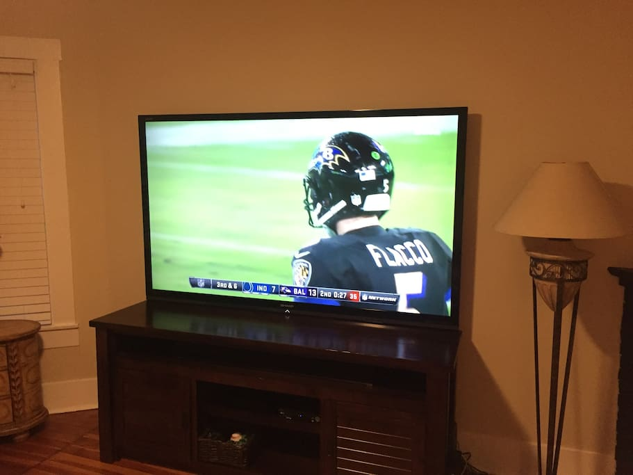 85 inches TV