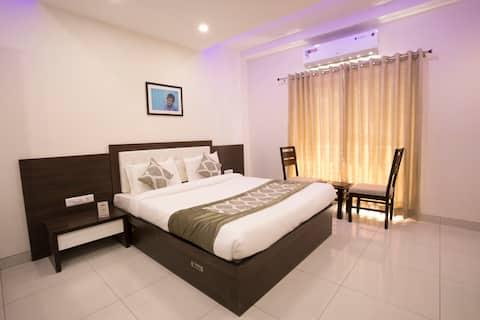 غرفة خاصة وسلمية في فندق Fortune Plaza