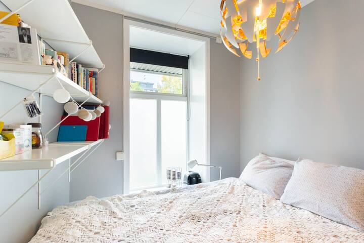 Guests' Bedroom with 140cm double bed