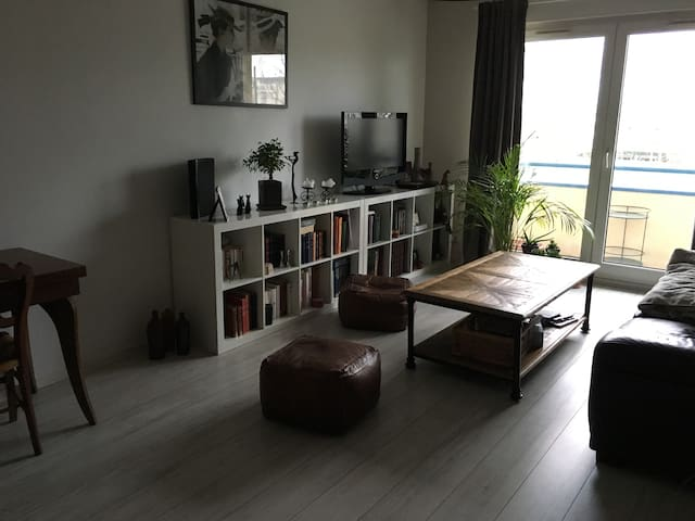 Appartement T2 45m² à 5min du RER cergy le haut - Cergy - Apartment