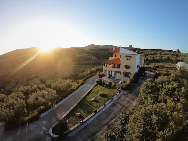 Lux Family Villa in Halkidiki / 5minSea + Jacuzzi
