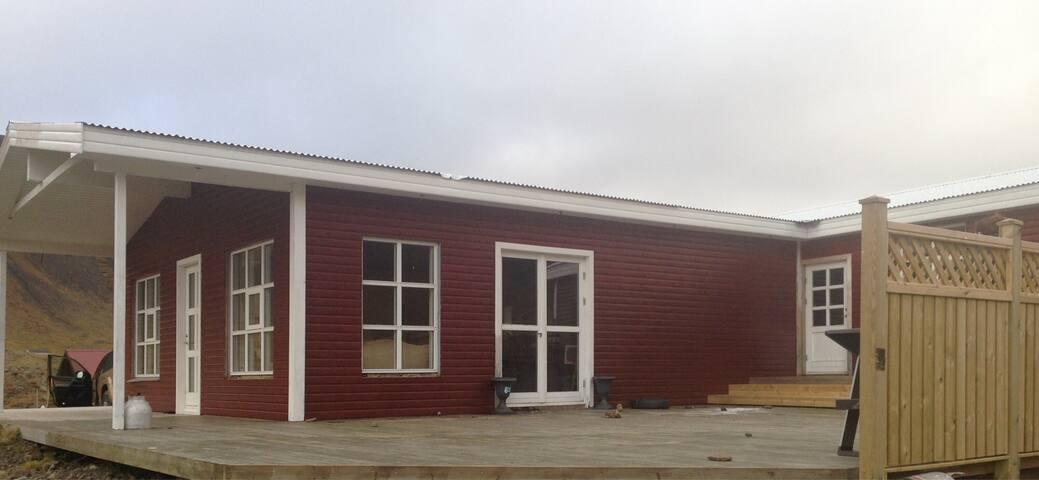 Guesthouse 20 min away from Þingvellir