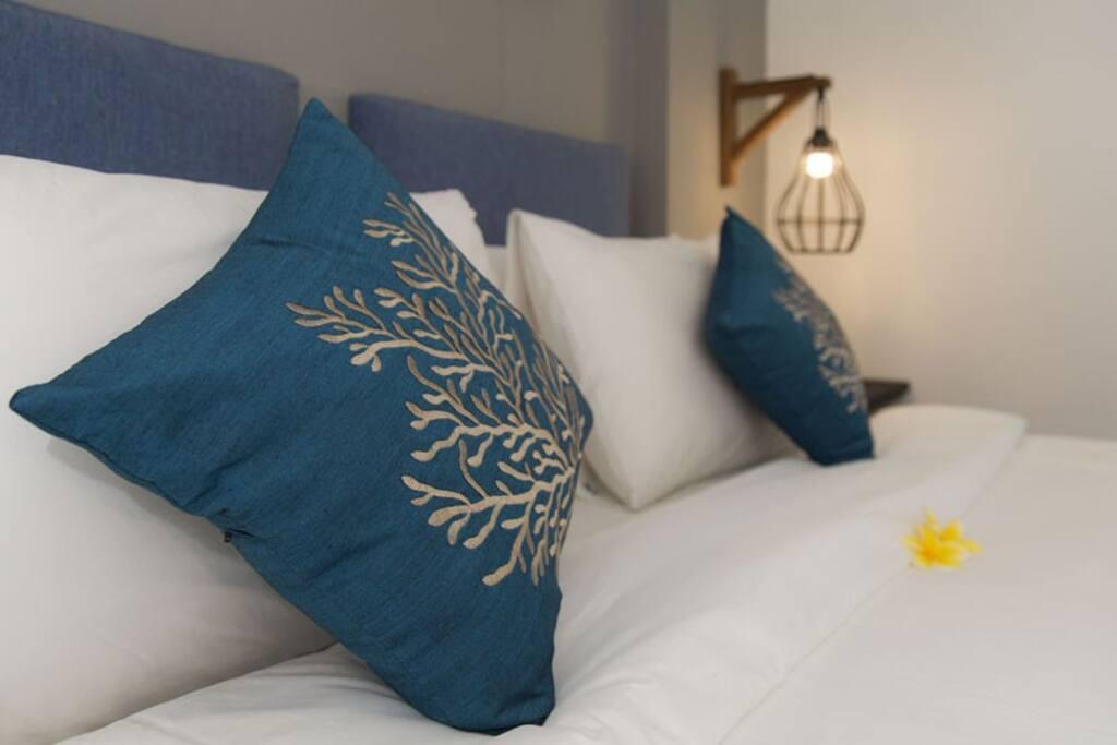 Comfortable berdroom 2