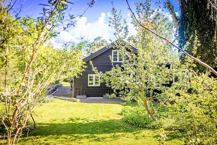 Large house for 6 persons, 14 km from Copenhagen