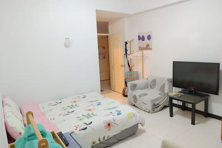 Easy Suite, near MRT red/Uni/Hospital/Shilin Dist