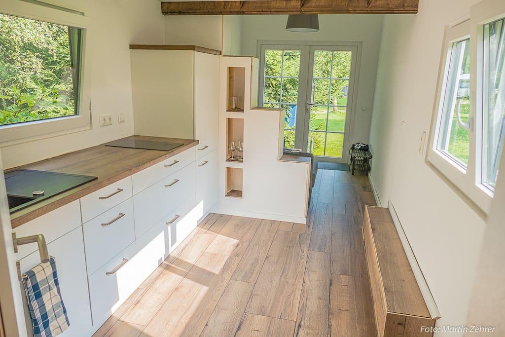 erlebnisurlaub im tiny house village in mehlmeisel bayern deutschland. Black Bedroom Furniture Sets. Home Design Ideas