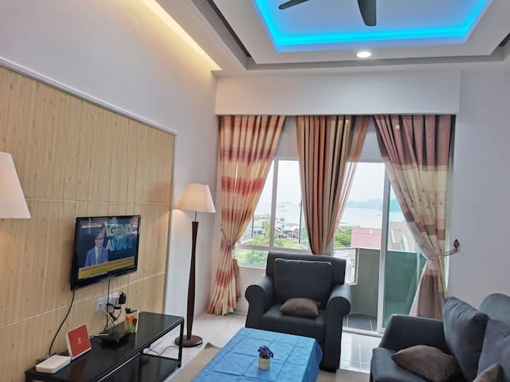 CD Sea View Apartment