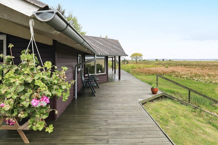 Stylish Holiday Home in Højslev with Barbecue