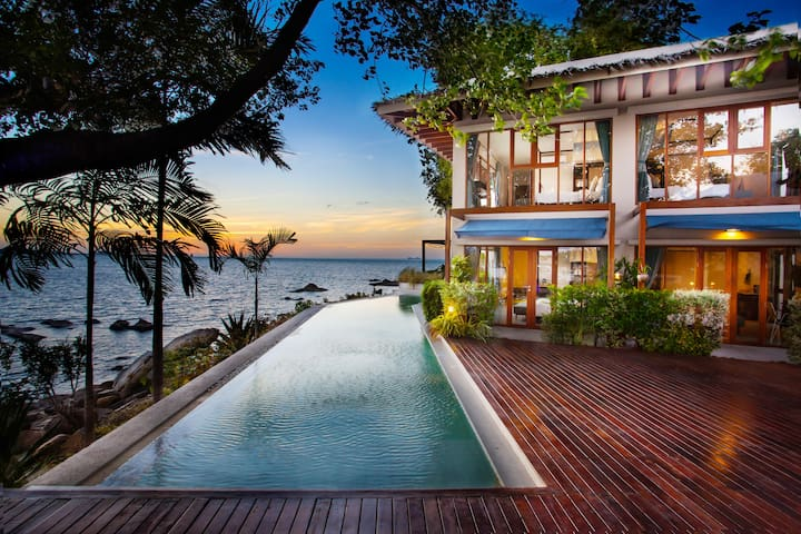 Luxury Ocean - Tamarina Samui