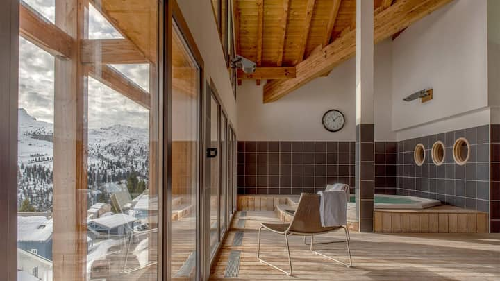 Bel Appartement - Portes du Grand Massif Flaine