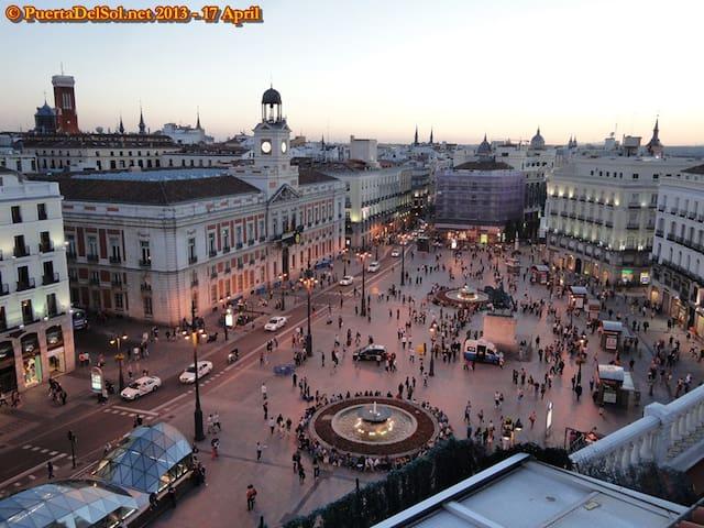 DUPLEX 5PERSONAS+WIFI+CALEFACCIÓN+SOL - Madrid - Other