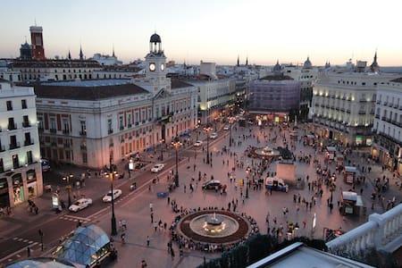 DUPLEX 5PERSONAS+WIFI+CALEFACCIÓN+SOL - Madrid